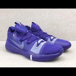 Nike Kobe AD Promo Purple White Basketball Shoes
